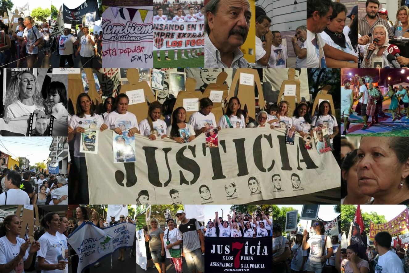 Fotos solidarias: Juan Cicale/ Carmen Rolandelli/ Mica Minigo/Claudia Conteris