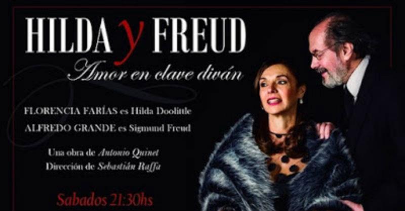 Hilda y Freud