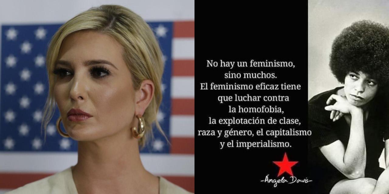 Ivanka Trump y su feminismo