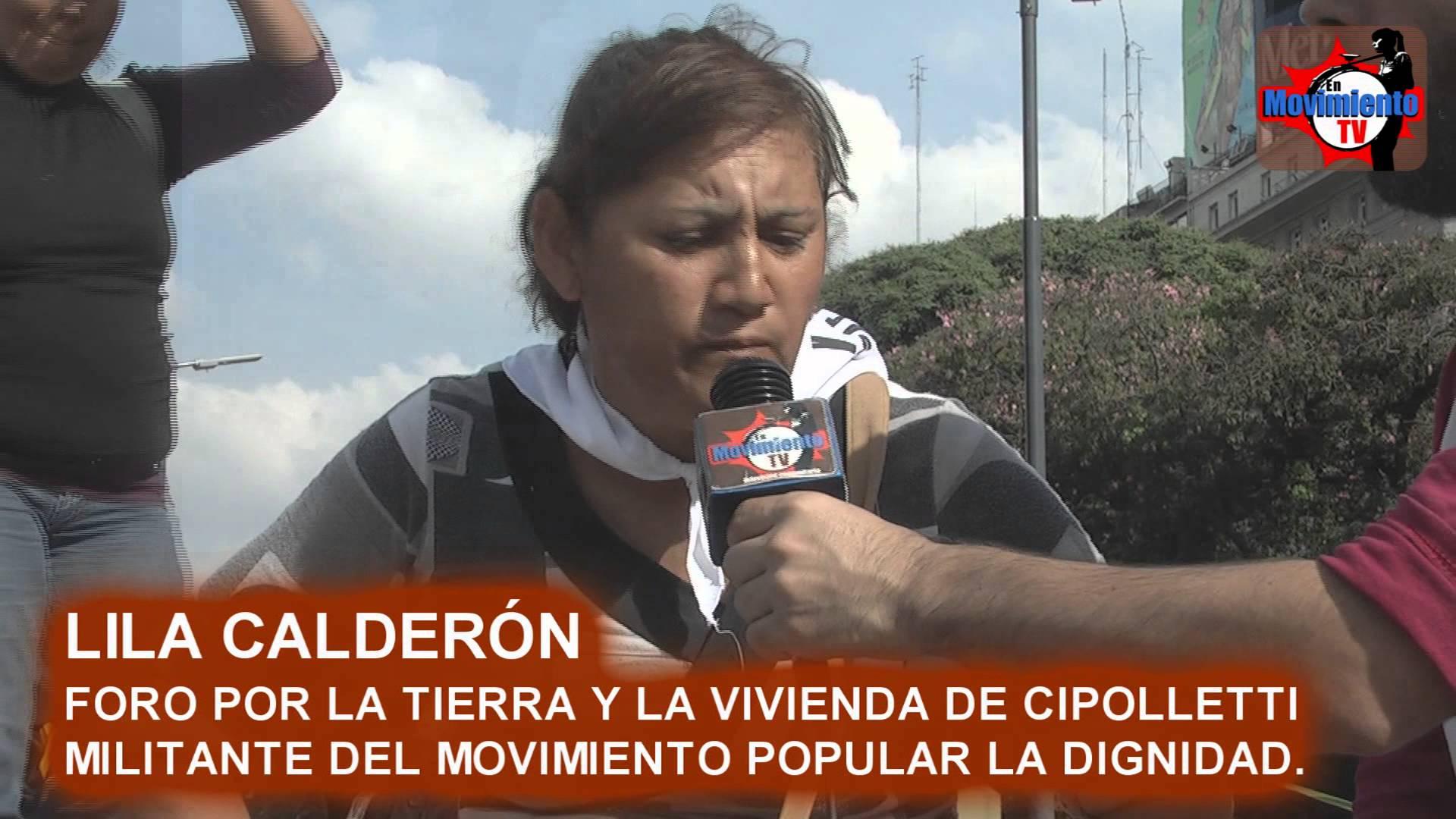 Lilia Calderón