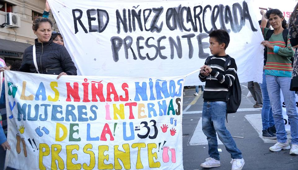 Red Niñez Actividad