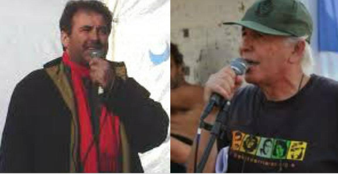 Rubén y Carlos