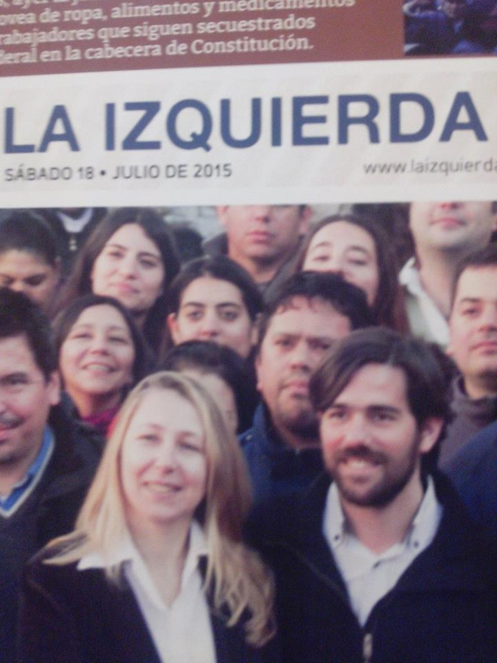 1º Aniversario de La Izquierda Diario