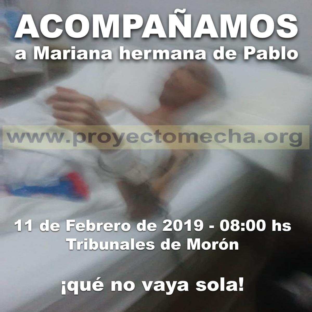 ¡Basta de torturar a Pablo Gómez: ¡Arresto domiciliario ya!