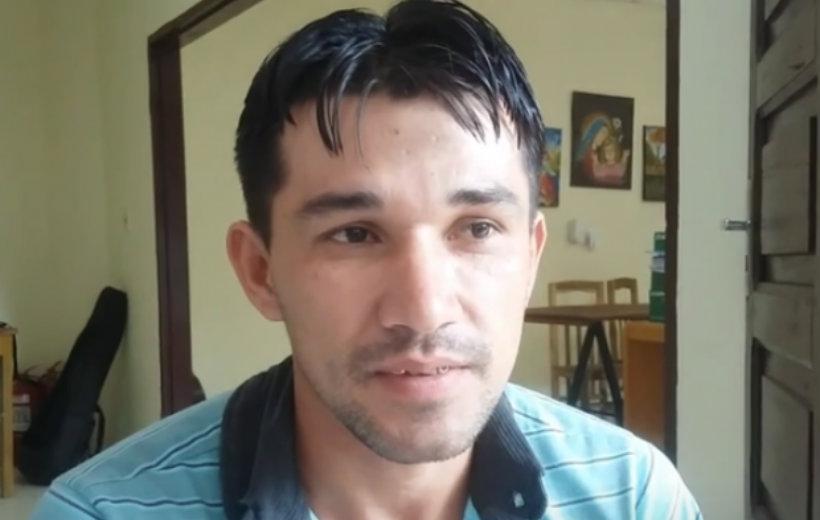 Hoy despedimos al compañero Adalberto Castro, sobreviviente y ex preso político del Caso Curuguaty, 19 hs en Callao 274, Caba