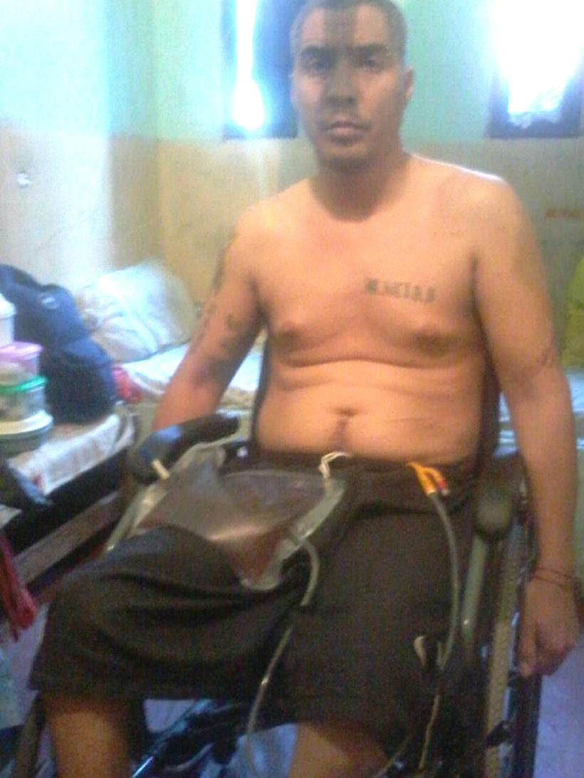 Preso parapléjico abandonado por penitenciarios, jueza y defensora oficial en la U-21 de Campana