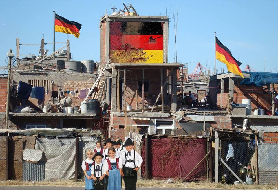 Alemania: ¡Qué pobreza, hermano!