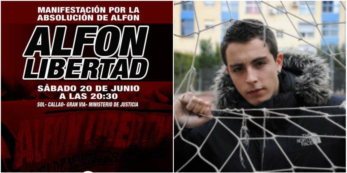 España: Libertad a Alfon