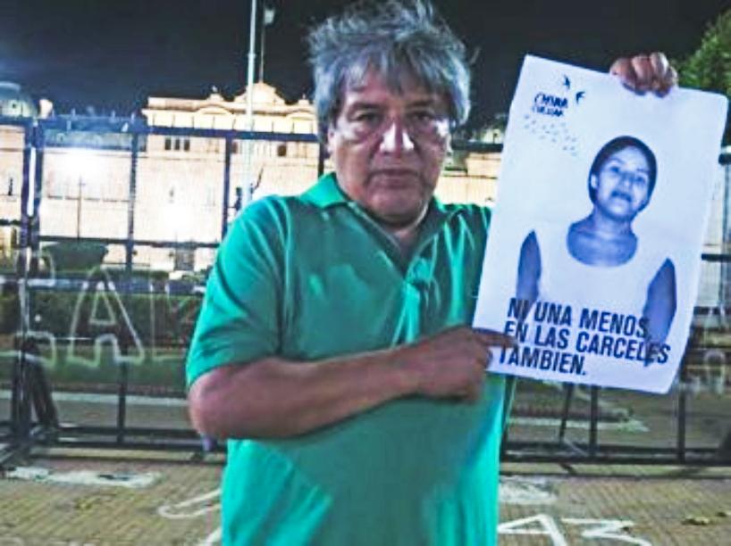 Conferencia de prensa tras al ataque a Alfredo Cuellar -12/2 – 18 horas- Av. Belgrano 2527, CABA- Auditorio ATE.