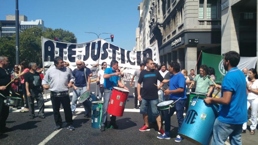 Acto contra los despidos en la Inspección General de Justicia- Martes 22- Paseo Colón 285- 12 horas- Caba