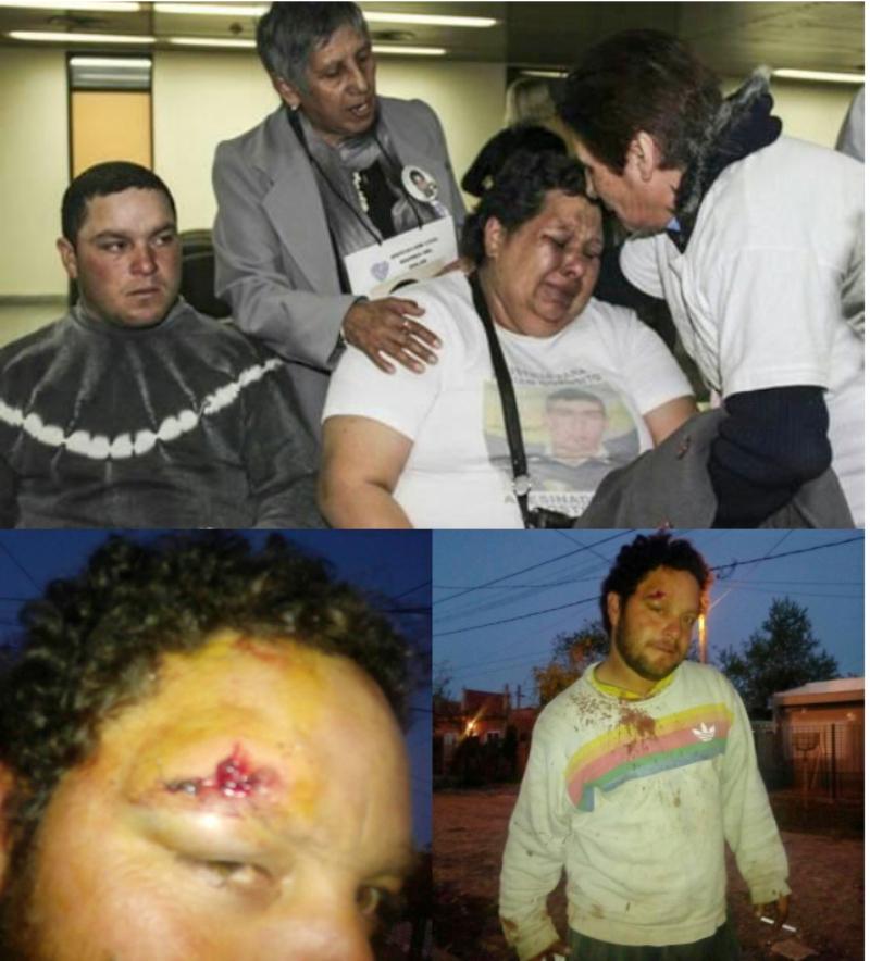 Martes 16/10 -8:30 horas- Conferencia de prensa en los Tribunales de Morón (Brown y Colón), por intento de homicidio a testigo en el juicio por asesinato de Fabián Gorosito