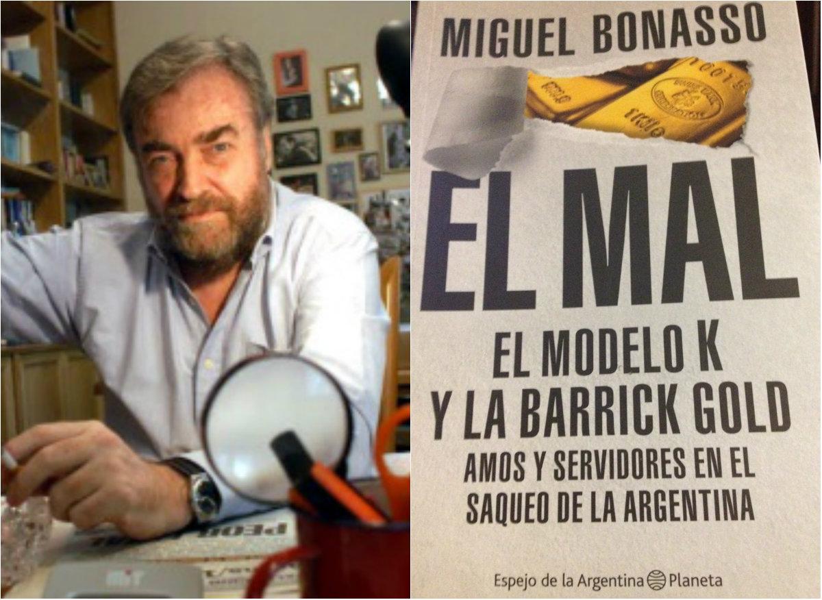 Miguel Bonasso hackeado por los servicios