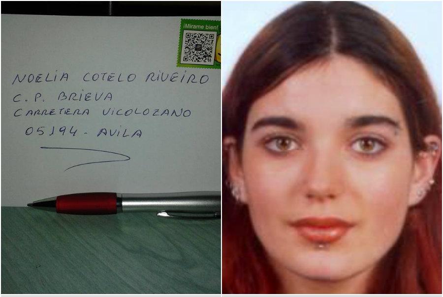 Cartas para la libertad de  Noelia Cotelo