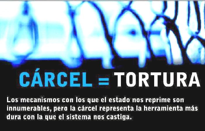 Cárcel = Tortura