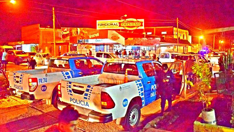 La policía chaqueña fusiló a un pibe  de 13 años durante un reclamo de alimentos
