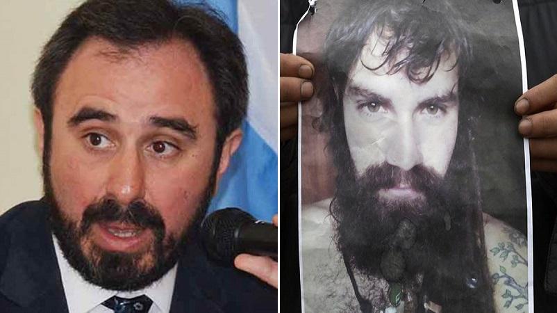 El juez y encubridor de la Gendarmería, Guido Otranto, fue apartado del caso Santiago Maldonado