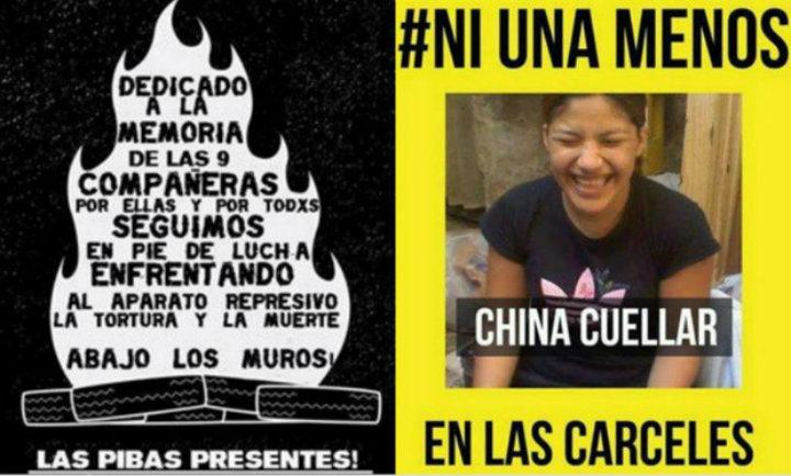 Contra las Cárceles de Mala Muerte: Noche Buena en Plaza de Mayo- Desde las 21 horas del 24/12 hasta las 4:00 del 25/12- Te esperamos.