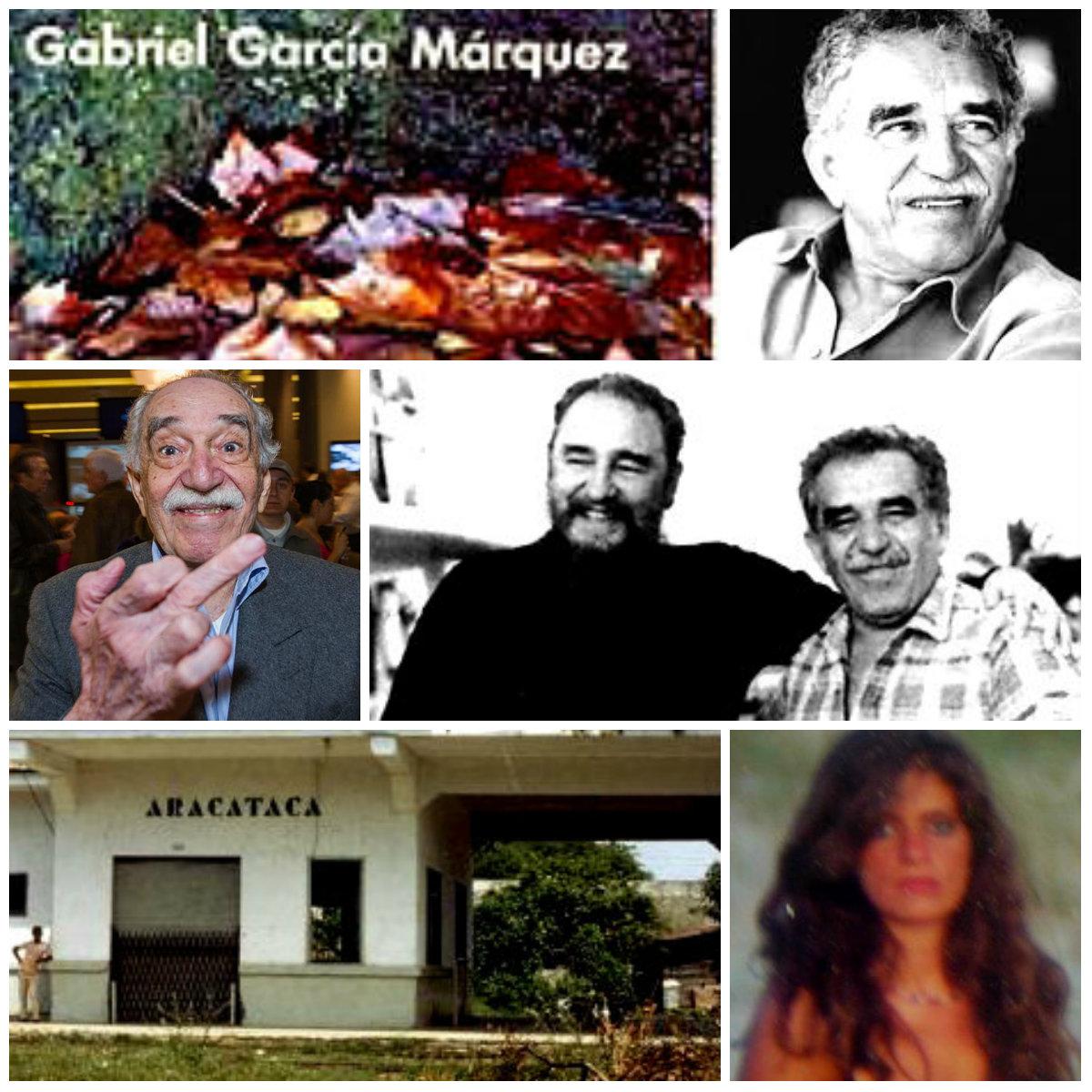 La obra cumbre de Gago, sus fotos en distintos tiempos, la larga amistad con Fidel, la estación de Aracataca y Caia Martínez de León, exégeta de García Márquez