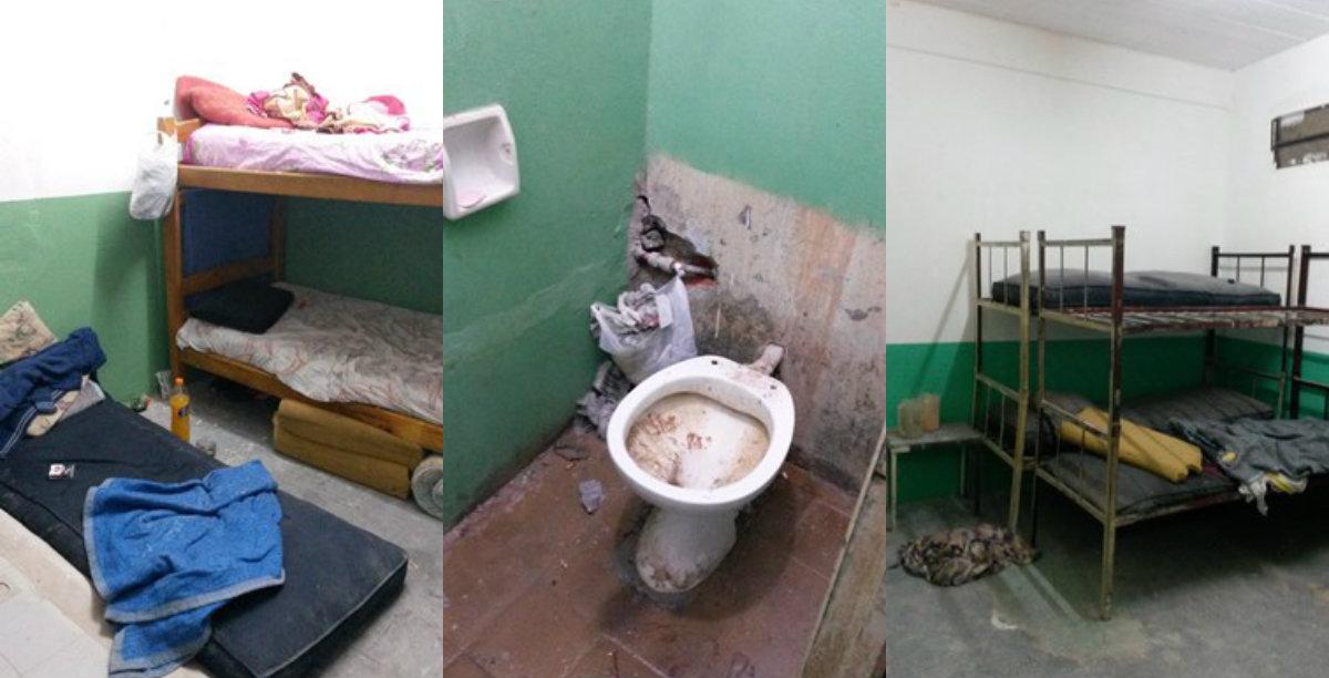 Cerraron centro de detención en Drogas Peligrosas del Chaco