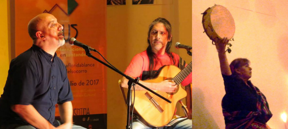 Marta Millicay, Un patio, cuentos y canciones