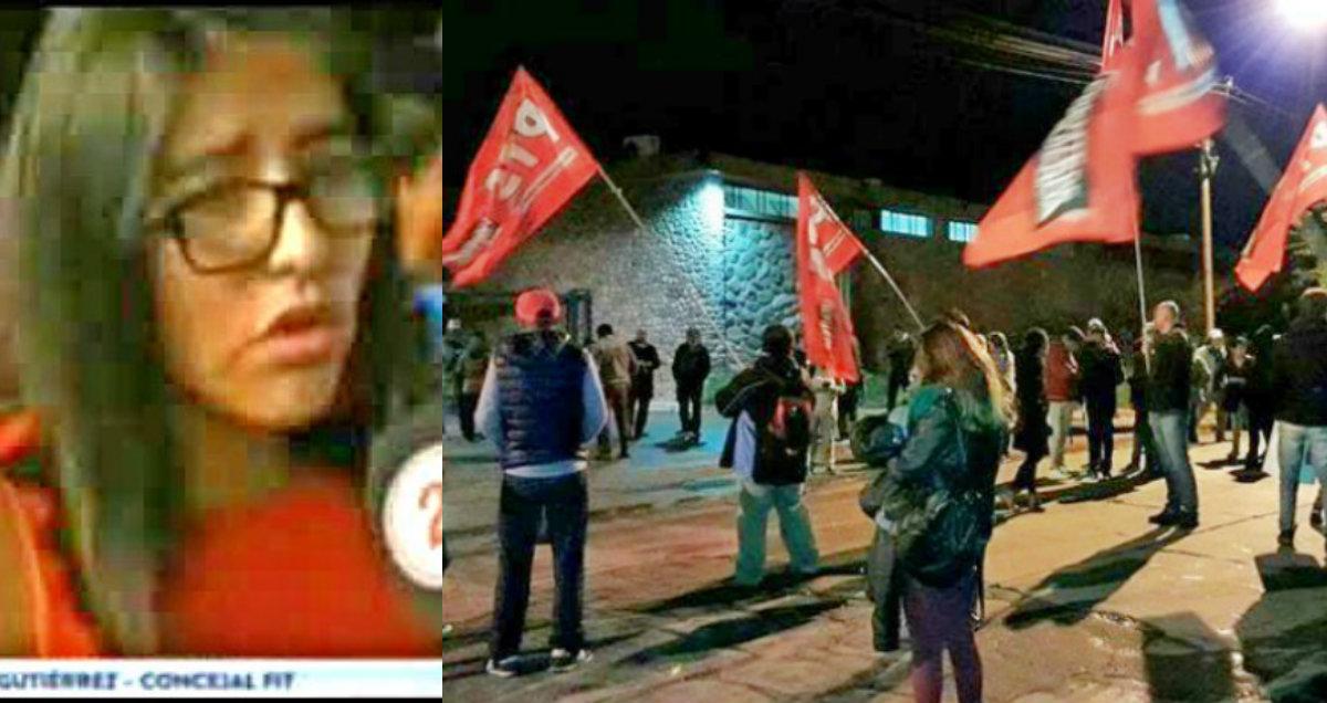 Jujuy: Detuvieron a estudiantes, docentes y a concejala del FIT en protesta por el cierre de escuelas para adultos.
