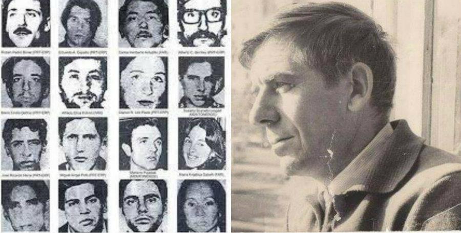 A 45 años de la Masacre de Trelew – a 40 años de la desaparición de Tito Messiez