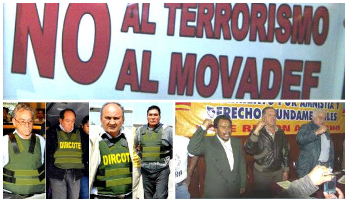 Responsabilizamos al gobierno peruano por la salud de nuestros militantes presos