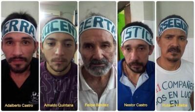 Carta de los compañeros a 48 días de huelga de hambre