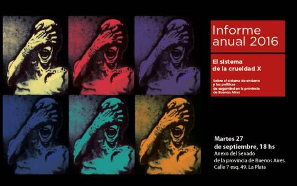 Buenos Aires: Colapso del sistema penal, violaciones a los Derechos Humanos y tortura sistemática. Informe Anual de la CPM.