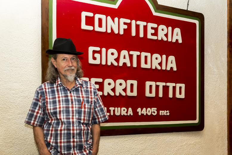 Bariloche: Dante Medina y el oficio de escribir