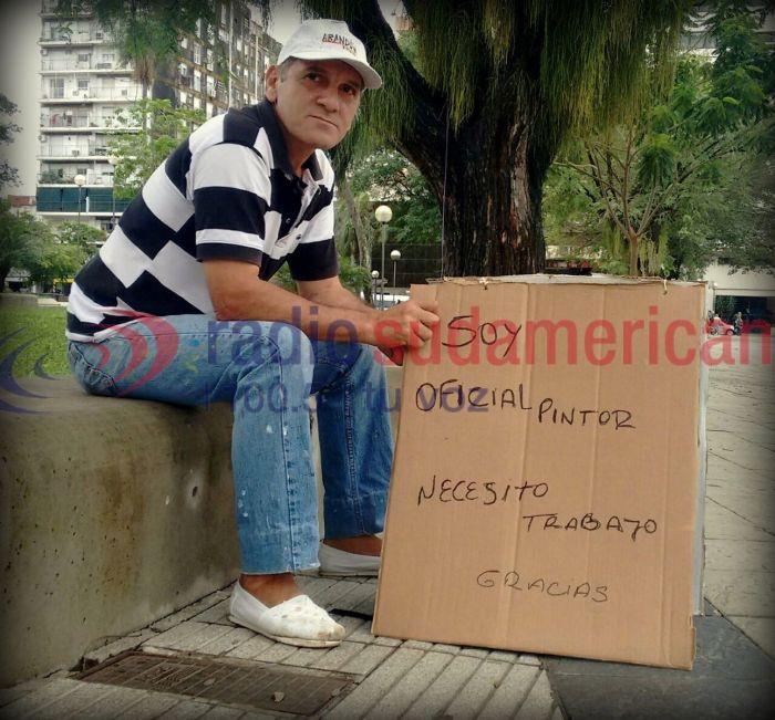 Corrientes: Pintor desesperado quiso tirarse del puente Belgrano al no conseguir trabajo