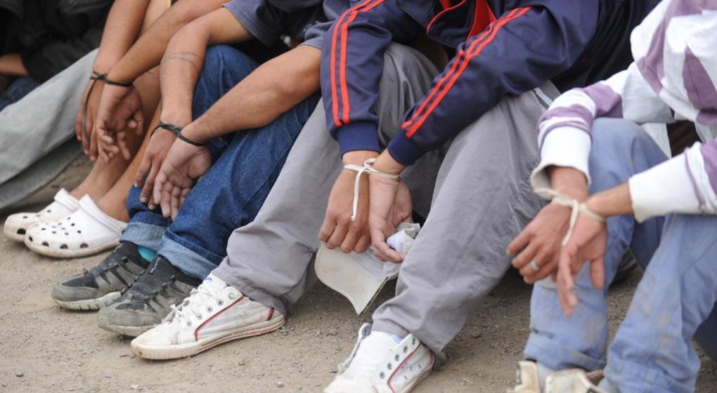 Detuvieron a 5 militantes en Tribunales por reclamar la libertad del mapuche Facundo Huala