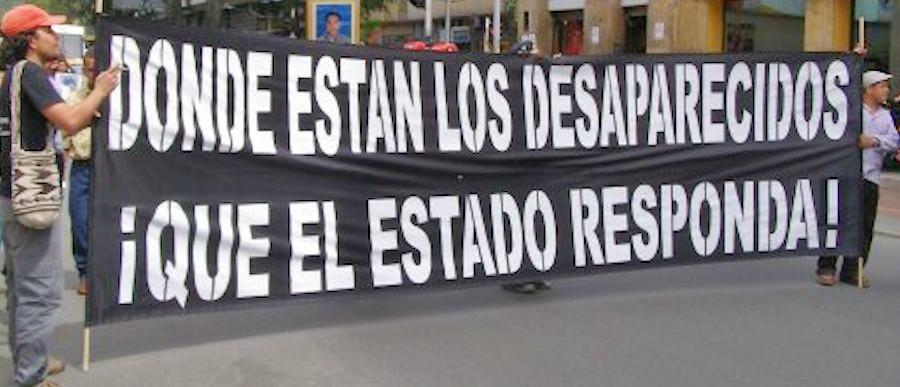 Charla abierta: Desaparición forzada en América Latina - Viernes 27 de abril a las 19 hs en la sede de Madres Plaza de Mayo Línea Fundadora Piedras 153-  1° A, Caba.