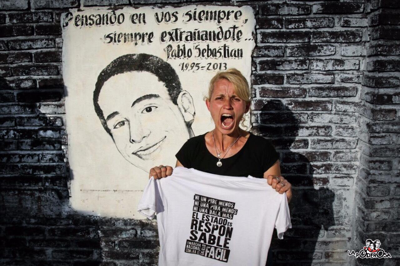 Impunidad para el policía Diego Tolaba, fusilador de