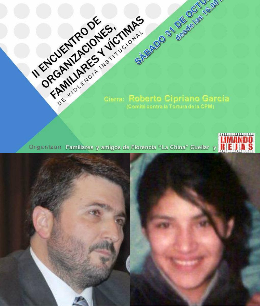 II Encuentro de Organizaciones, Familiares y Víctimas de la Violencia Institucional