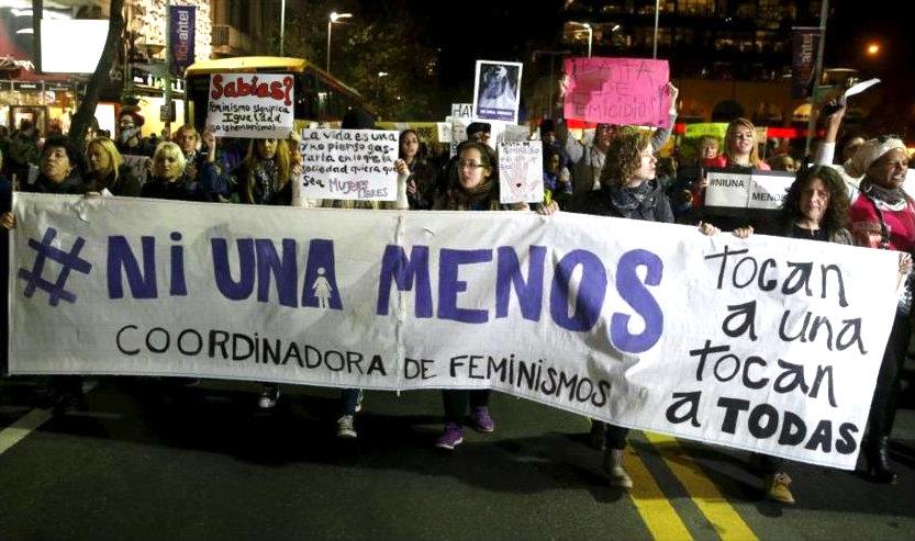 """Uruguay: """"Aquí matamos mujeres"""""""