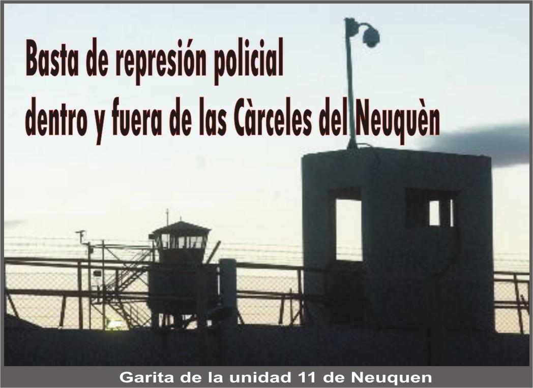 Zainuco reclama por derechos vulnerados de los presos