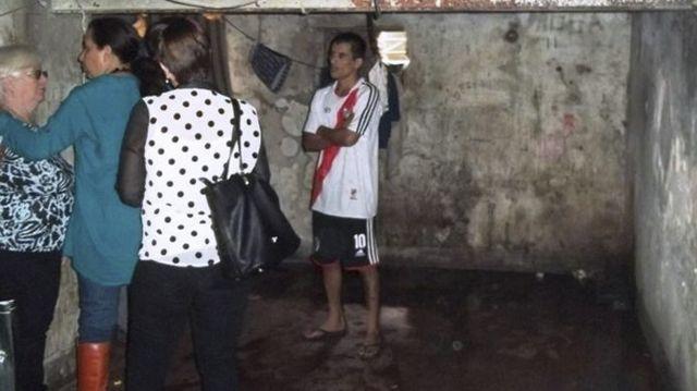 Corrientes : Paliativo al estado infrahumano de reclusión en Goya