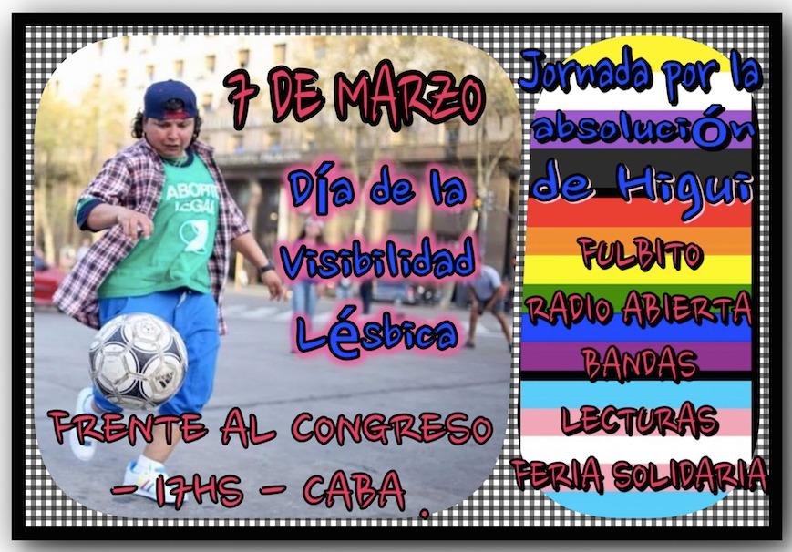 """Día de la Visibilidad Lésbica"""""""