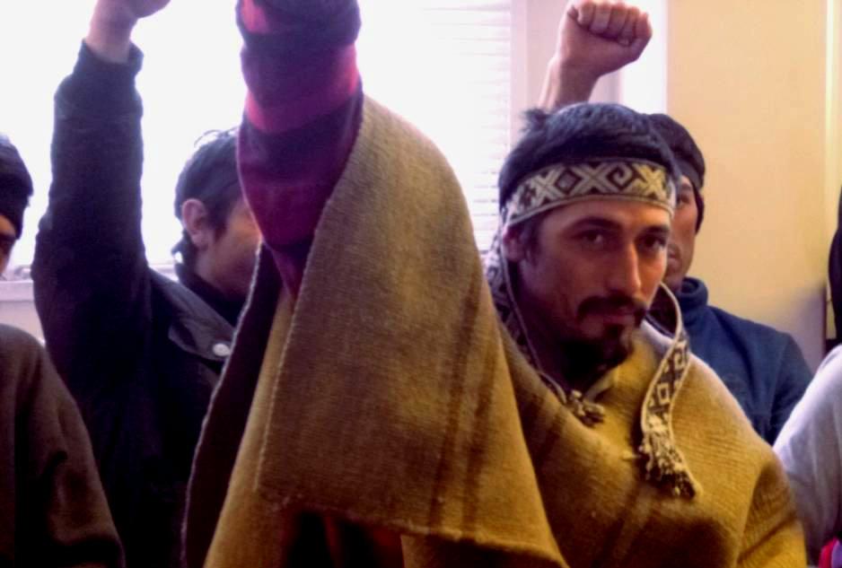 ¡Basta de persecución al pueblo mapuche!