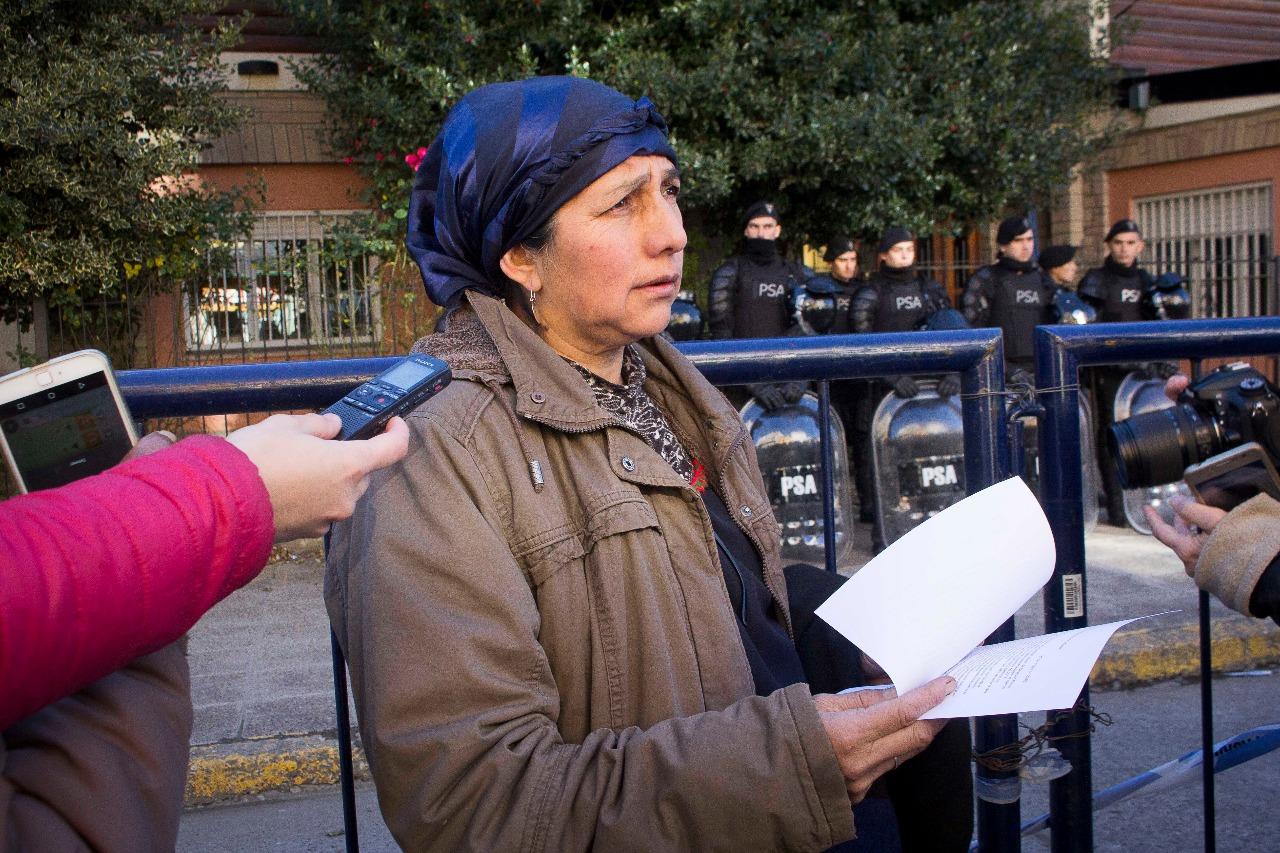 Movilización por Fausto Huala y Lautaro González