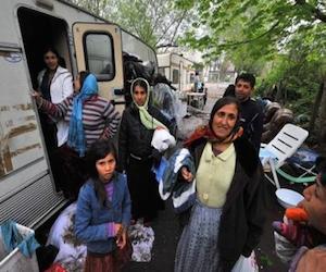 Atrocidades contra el pueblo gitano