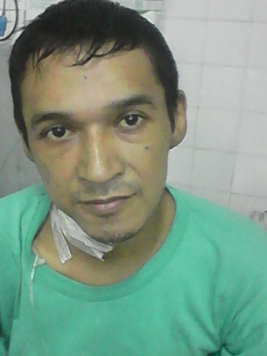 José Enciso murió por las torturas policiales de la comisaría departamental Monte Caseros, Corrientes