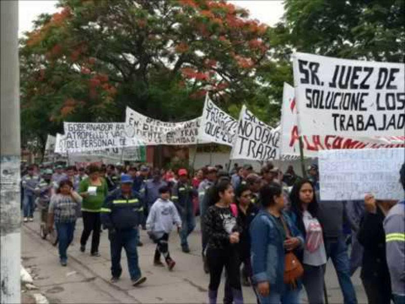 Jujuy: ¡Libertad a los compañeros presos tras la represión en el Ingenio La Esperanza!