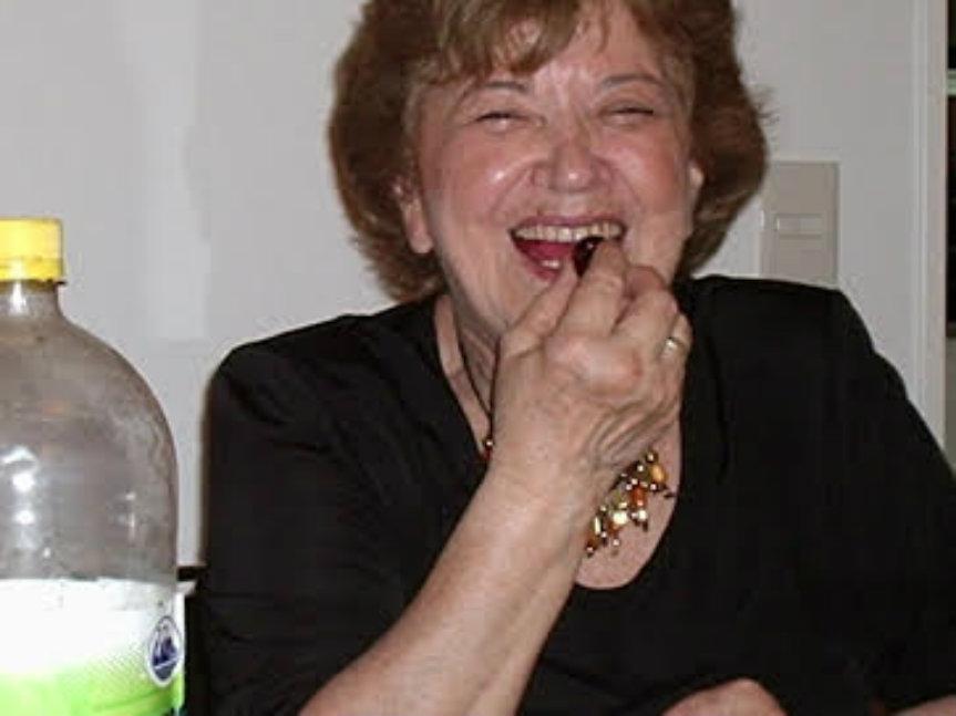 Lelia Sarmiento in memoriam