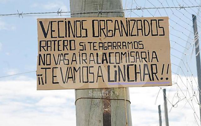 El crimen y el orden en la Argentina democrática