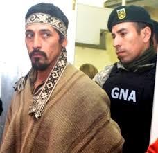El lonko Facundo Jones Huala fue trasladado con destino incierto