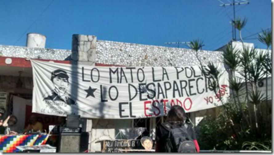 Jornada en el Espacio Luciano Arruga - Sábado 22 de Octubre a las 13 hs - Calle Indart 106, Lomas del Mirador, La Matanza.