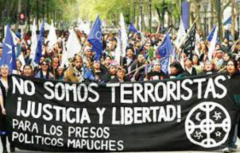 Mendoza: Marcha al consulado chileno ante la represión a mapuches- Hoy 17 horas-Facultad de Ciencias Políticas y Sociales