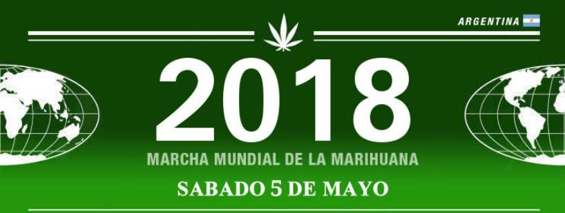 ¡Basta de presos por cultivar, regulación del cannabis ya! / 5/5 – 13 horas: Concentración en Plaza de Mayo